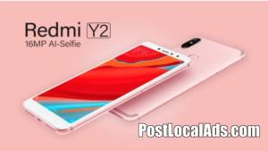 Redmi Y2 Smartphone Price