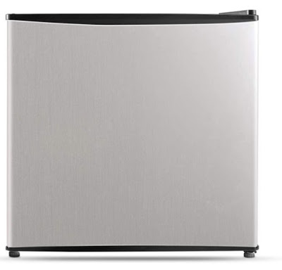 Compact-Refrigerator-Stainless-Steel-Midea-WHS-65LSS1